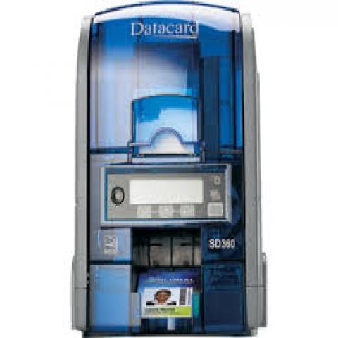 Máy in thẻ nhựa Datacard SD360